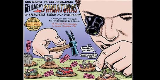 'El cómic es el hermano menor de la literatura': Miguel Brieva