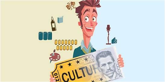 Que el dinero no sea disculpa para no ir a cine, teatro y conciertos