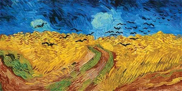 Exposición De Vincent Van Gogh Archivo Digital De