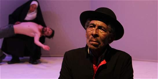 Murió el actor Francisco Martínez, fundador del Teatro La Candelaria