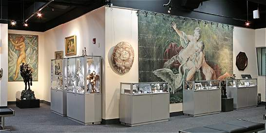 La sexualidad humana expuesta en el Museo de Arte Erótico en Miami