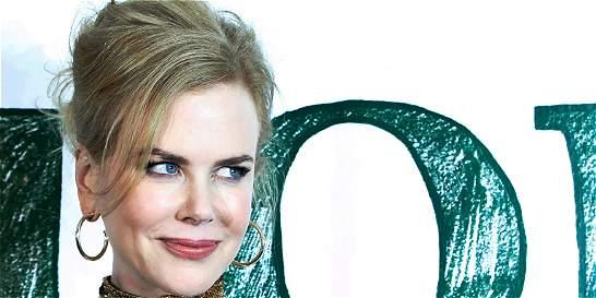 Nicole Kidman regresó a las tablas londinenses con 'Photograh 51'