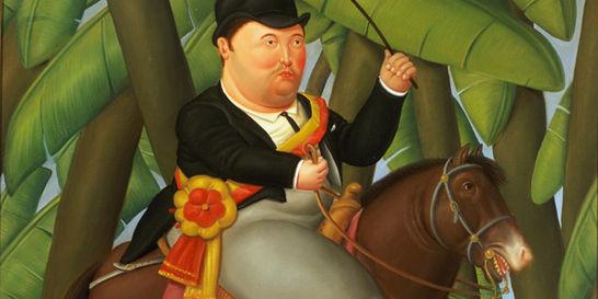 Fernando Botero hace historia en China