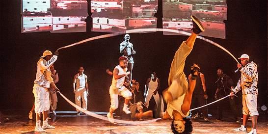 Circo con sabor caleño debuta en Colombia en el Teatro Colón