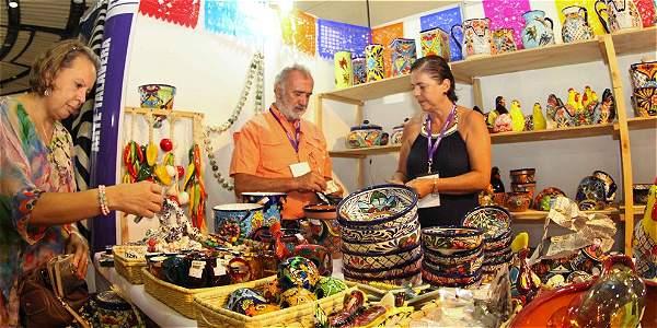 Feria farex en cartagena archivo digital de noticias de for Feria de artesanias 2016