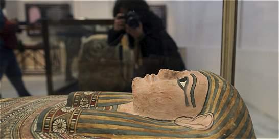 Antigüedades robadas de Egipto ven la luz tras un largo periplo legal
