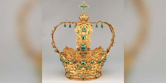 ¿Cómo llegó la corona de los Andes al Museo de Arte de Nueva York?