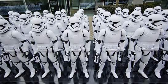 Exposición de Star Wars lleva a vivir el mundo de la saga