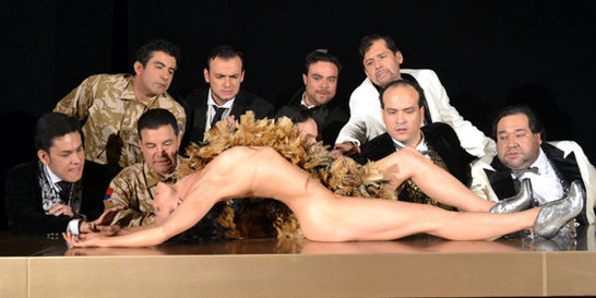 El Teatro Mayor estrena 'Salomé', la ópera del escándalo