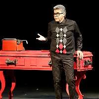 Humor negro sobre la muerte en el teatro Ástor Plaza