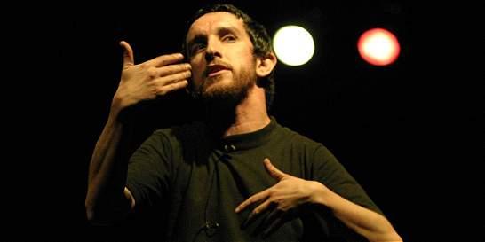 Apareció el comediante Gonzalo Valderrama