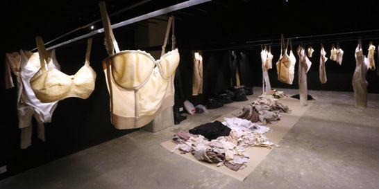 Leonel Castañeda presenta la exposición 'El cuerpo de adentro'