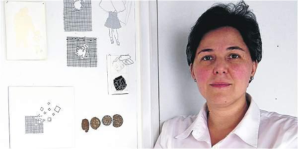El arte material y poético de Johanna Calle en Arco
