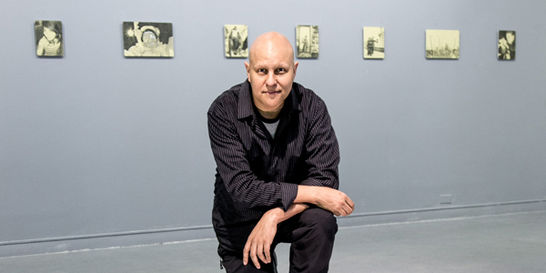Édgar Guzmanruiz, un artista en contra de la instantaneidad