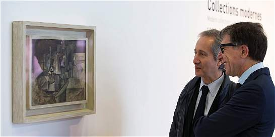 El cuadro robado de Picasso que volvió a su 'hogar'
