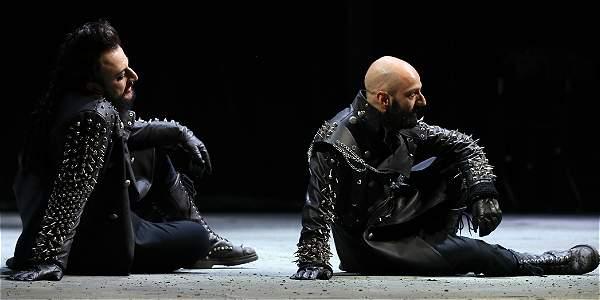 Pedro Salazar drigirá la versión de 'Macbeth', en la que actuarán Christian Ballesteros y Felipe Botero, entre otros.