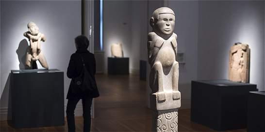 El arte maya desembarca en Berlín
