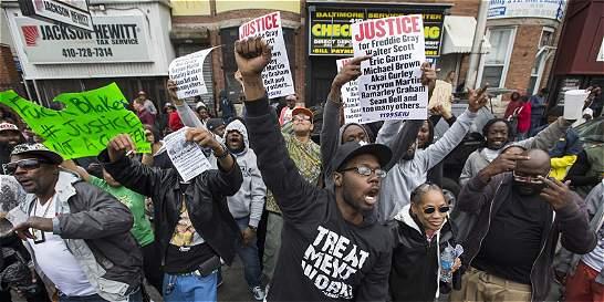 Heroína y arte en Baltimore, una ciudad de EE.UU. rota por el racismo