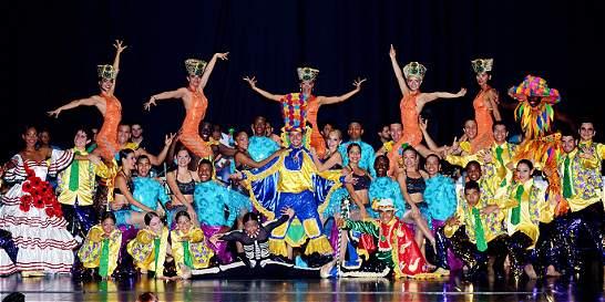 Escuela de salsa Ensálsate llega con 'Viva el carnaval' a Bogotá