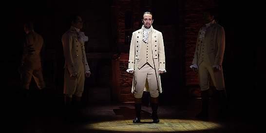 El musical 'Hamilton' recibe 16 nominaciones a los premios Tony
