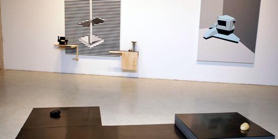 Exposición 'Hacia una nueva orilla', en NC-Arte