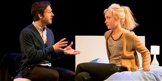 El problema de la conciencia, en teatro