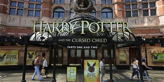 Empiezan los ensayos de la obra de Harry Potter en Londres