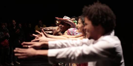 'Arrebato', historias comunes e historias bailadas, en el Teatro Mayor