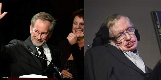 Spielberg y Hawking colaboran en un proyecto artístico para niños