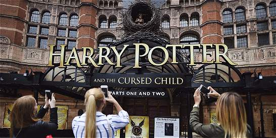 Reventa de boletas para obra de 'Harry Potter' superan los $4 millones