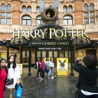 La magia de Harry Potter llega al teatro