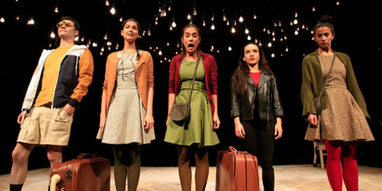 'El amor de las luciérnagas', una obra con tintes de comedia negra