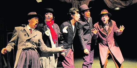 La sátira social de Brecht se verá en Bogotá