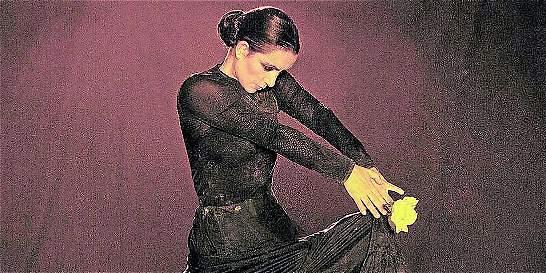 Como solista, Eva Yerbabuena bailará en Bogotá