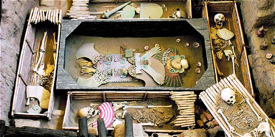 Revelarán en Lima rostro reconstruido del Señor de Sipán