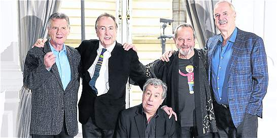 Terry Jones, de Monty Python, padece demencia