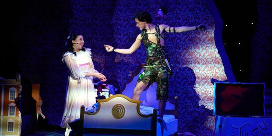 Últimos dos fines de semana de la obra 'Peter Pan' en Bogotá