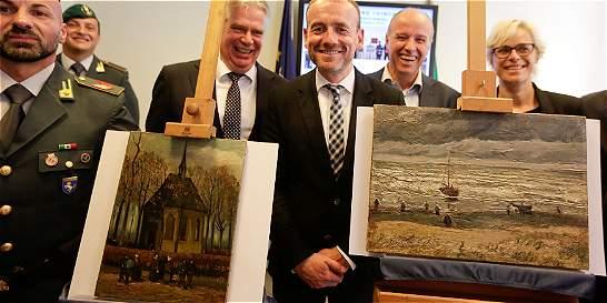 Narcotraficante tenía pinturas de Van Gogh robadas hace 14 años