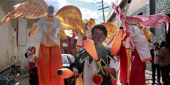 Continúa el Festival de Teatro de Bogotá