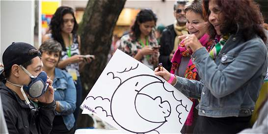 Cuatro grandes ferias de arte para visitar en Bogotá