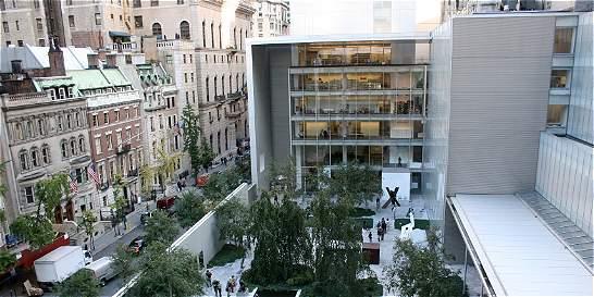 El MoMA revela uno de sus secretos para limpiar obras: la saliva