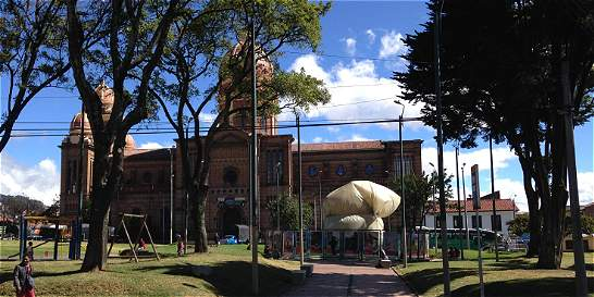 Iniciativa artística para revitalizar el barrio Las Cruces, en Bogotá
