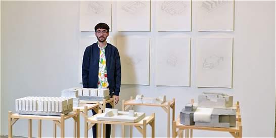 Sebastián Mira y Juliet Sarmiento reciben el Premio Artecámara