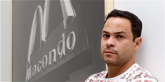 Gonzalo Fuenmayor presenta su 'McCondo' en Bogotá
