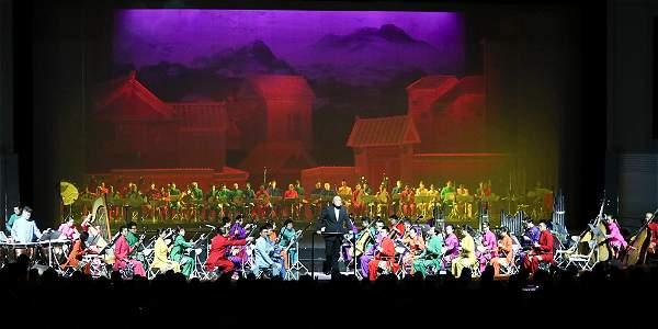 Redescubriendo la música china