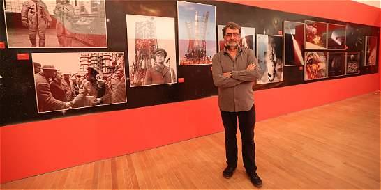 El fotógrafo catalán Joan Fontcuberta expone en Bogotá
