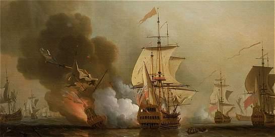 Colombia responde a Sea Search Armada sobre galeón San José
