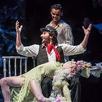 El Ballet de Santiago trae a Bogotá la obra 'Zorba el griego'