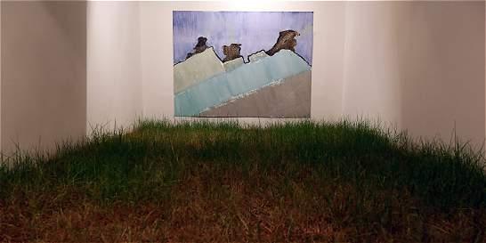 Exposición 'Despliegues gestuales', en la Gilberto Alzate Avendaño