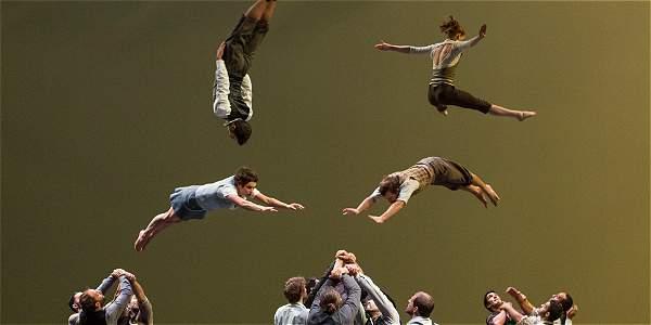 Los nuevos vuelos del circo francés